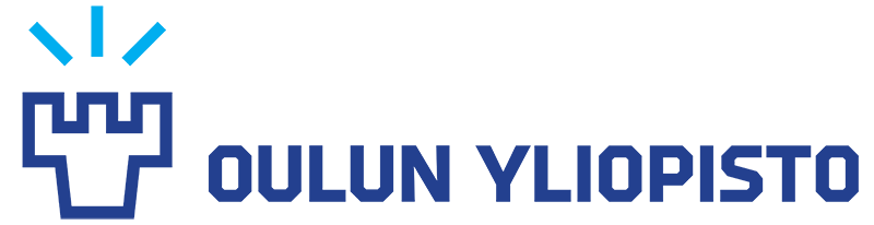 Oulun yliopiston logo.