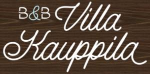 Villa Kauppilan logo.