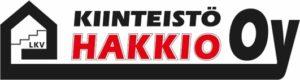 Kiinteistö Hakkio Oy logo.