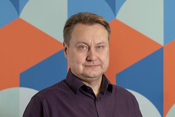 Jukka Kääriäinen, VTT.