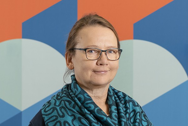 Leila Saari, VTT.