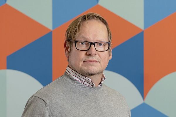 Marko Juntunen, Oulun yliopisto.
