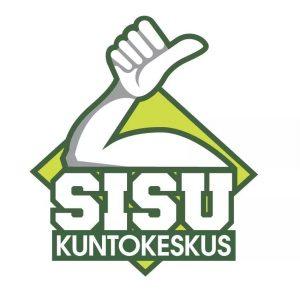 Sisu kuntokeskus logo.